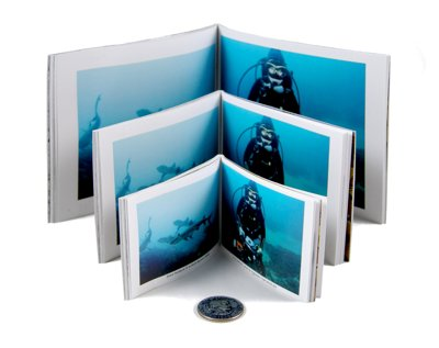 Upload Your Images And Get Started Creating Mini Photo Book